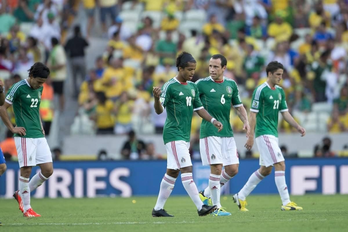 México quedó eliminado de la fase de grupos del torneo de 2013. / Mexsport