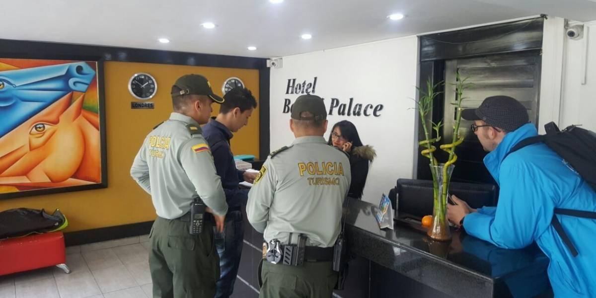 Encuentran a parejas violando la cuarentena en moteles del sur de Bogotá