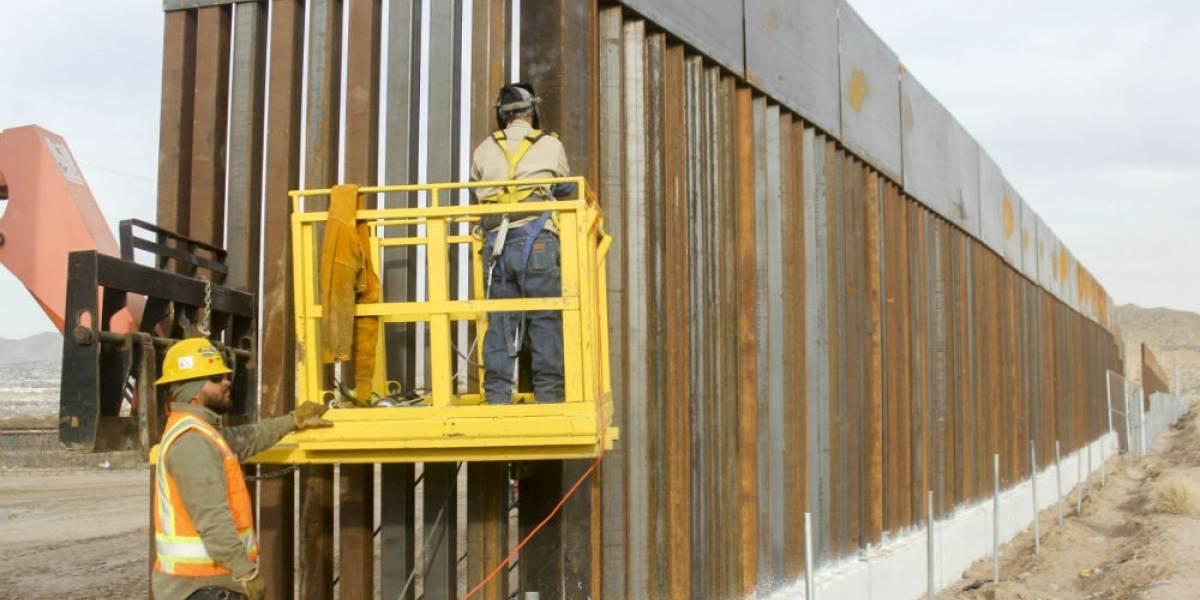 Construcción del muro de Trump iniciaría en marzo o abril de 2018