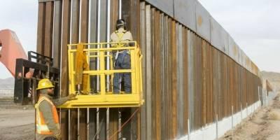 Iniciaría muro en primavera de 2018.- Estados Unidos