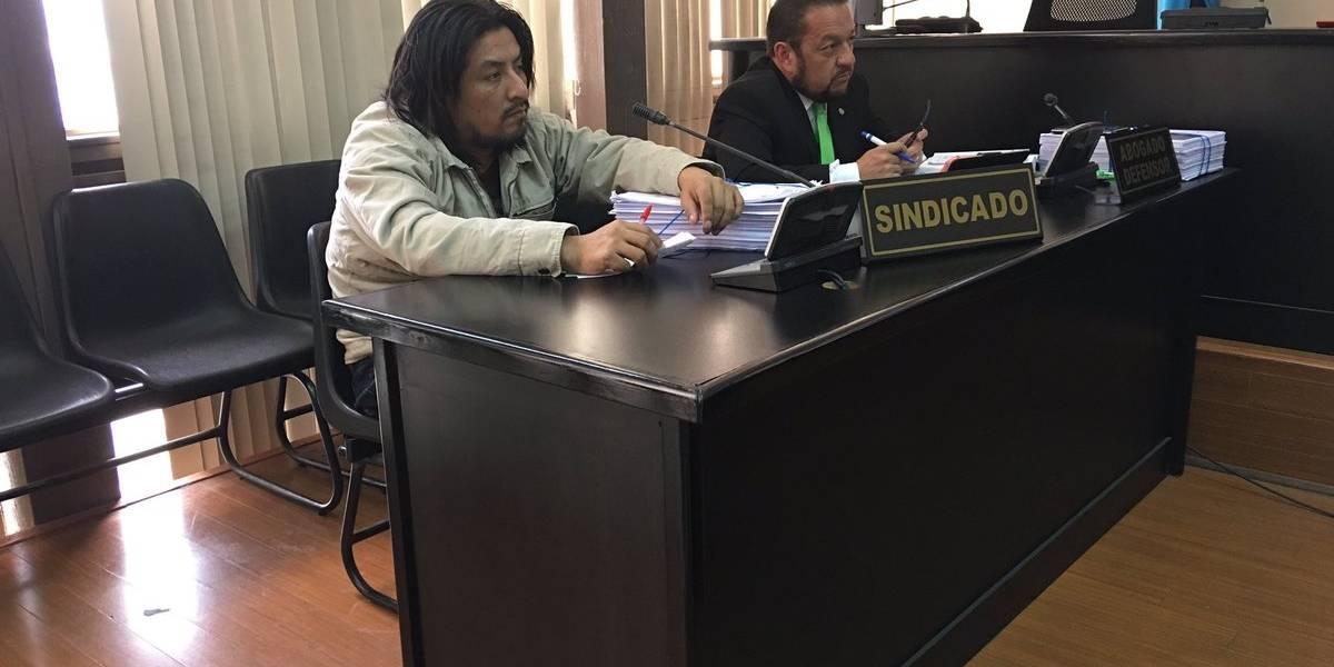 Señalan a un peruano de coordinar el crimen de empresario en cancha Perfect