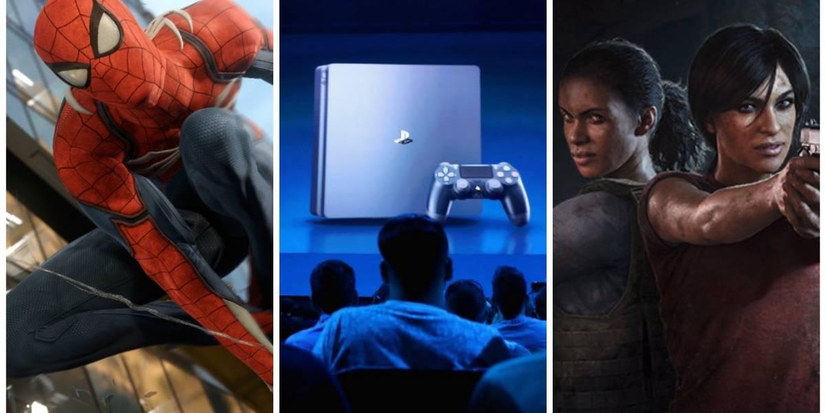 Lo mejor de la presentación de PlayStation en la E3 2017