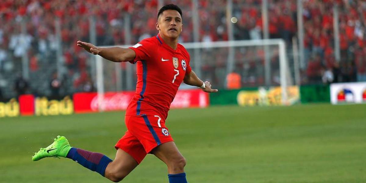 Alexis Sánchez agiganta su leyenda y es el nuevo goleador histórico de la Roja