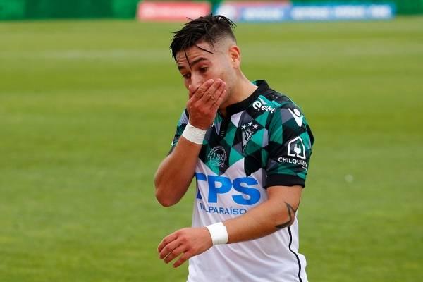 Opazo ya es jugador de Colo Colo / Photosport