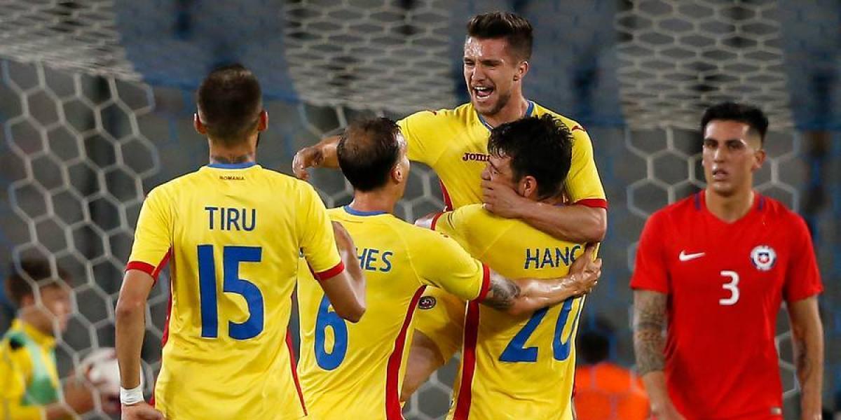 """""""Martes 13 de la suerte"""": la prensa rumana celebra la """"sensacional"""" victoria sobre Chile"""