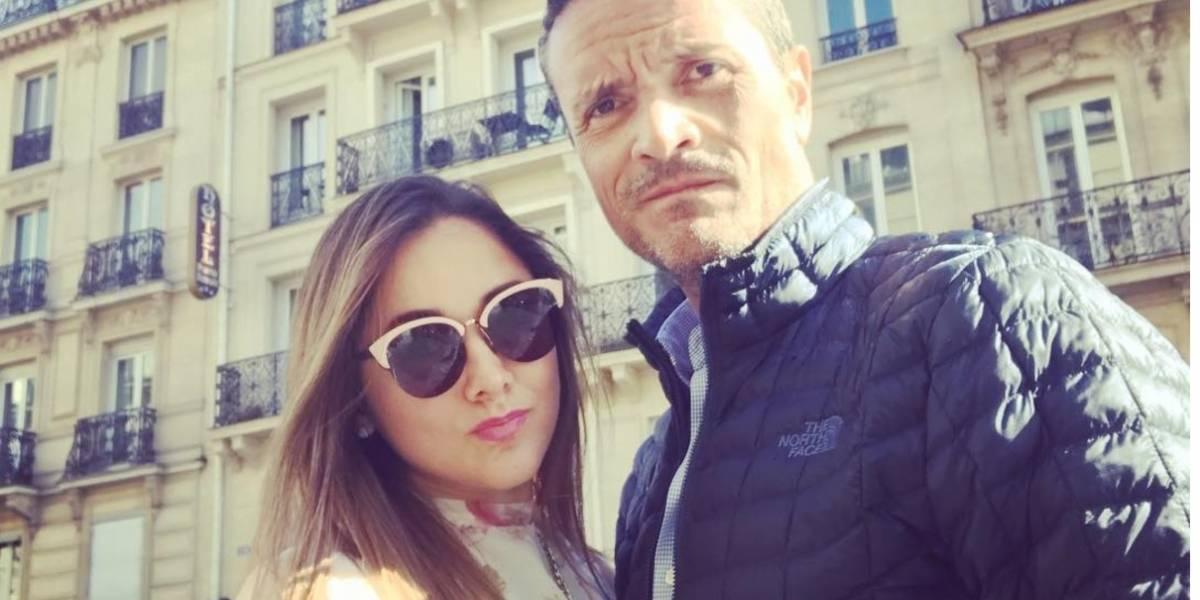 Sherlyn comparte foto con su pareja y le llueven las críticas