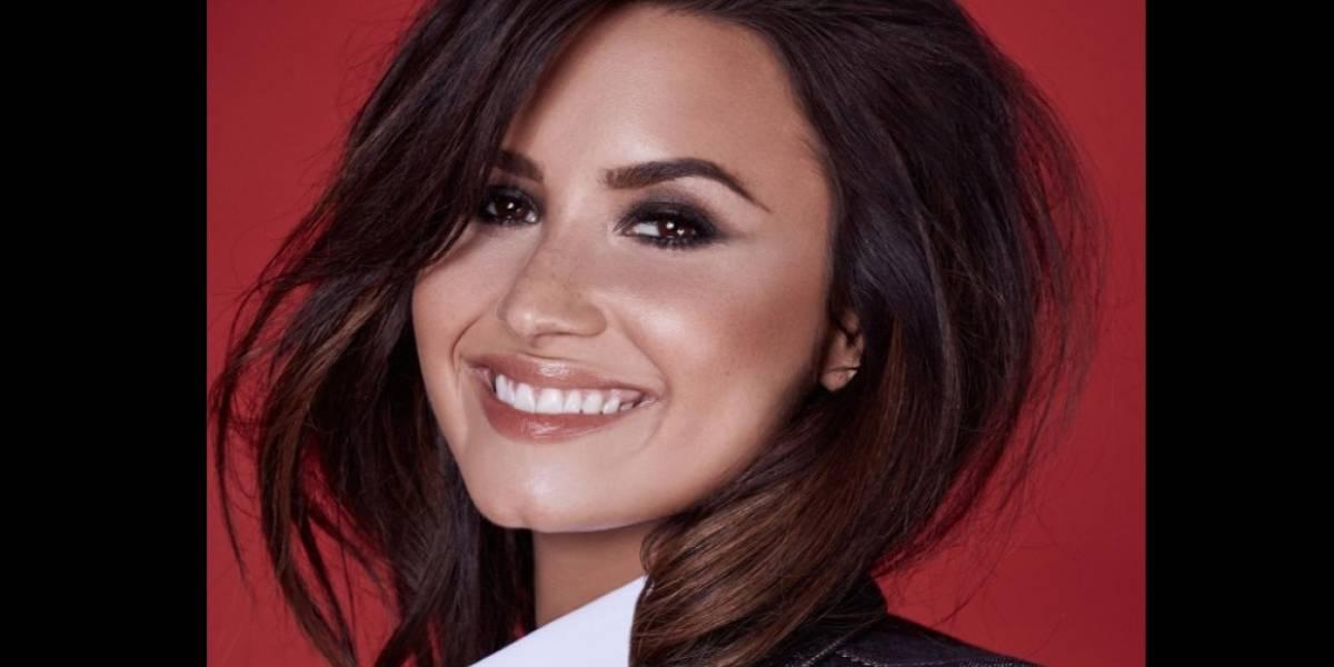 """Demi Lovato está """"despierta y receptiva"""""""