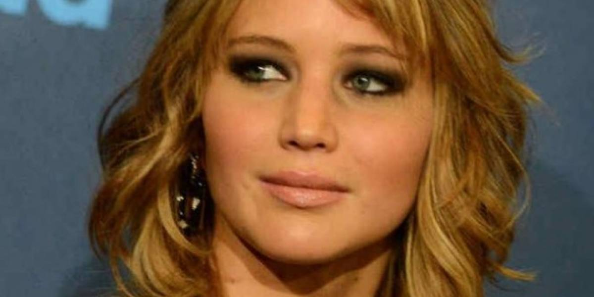 Jennifer Lawrence pasa el susto de su vida