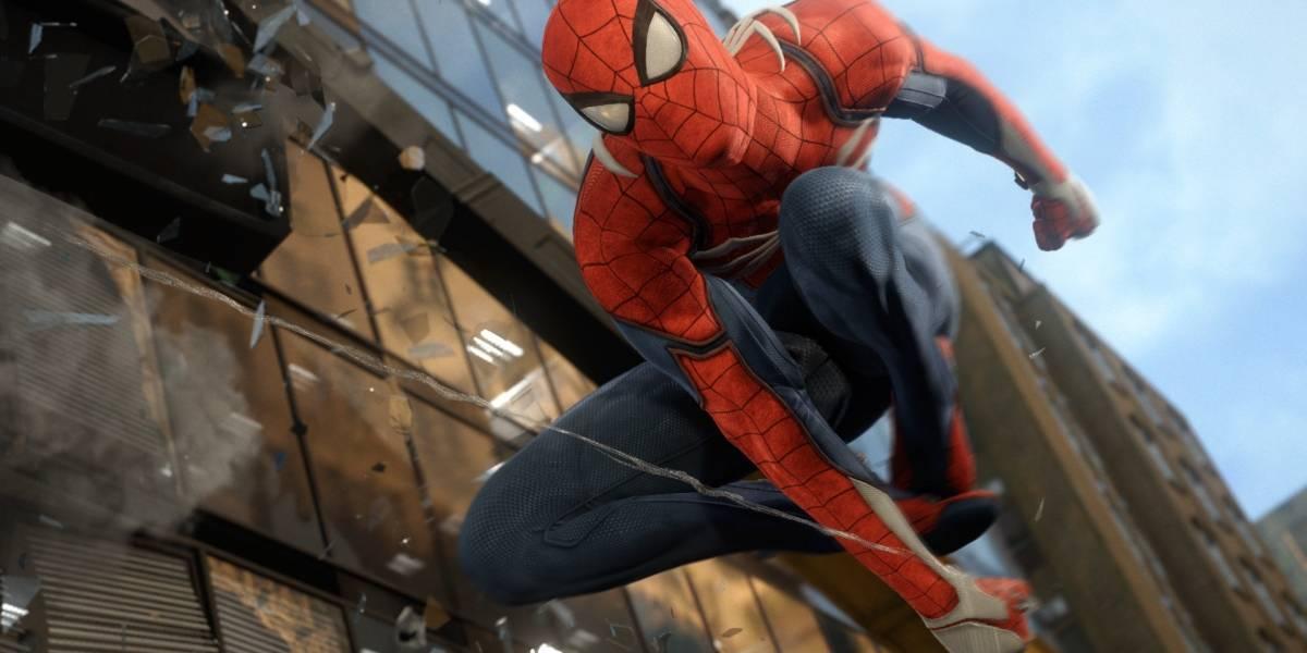 """VIDEO. Así luce el nuevo juego de """"Spider-Man"""" que sorprendió en la E3"""