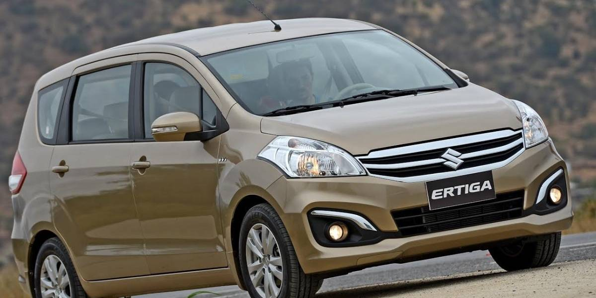 El nuevo Suzuki Ertiga viene con más tecnología