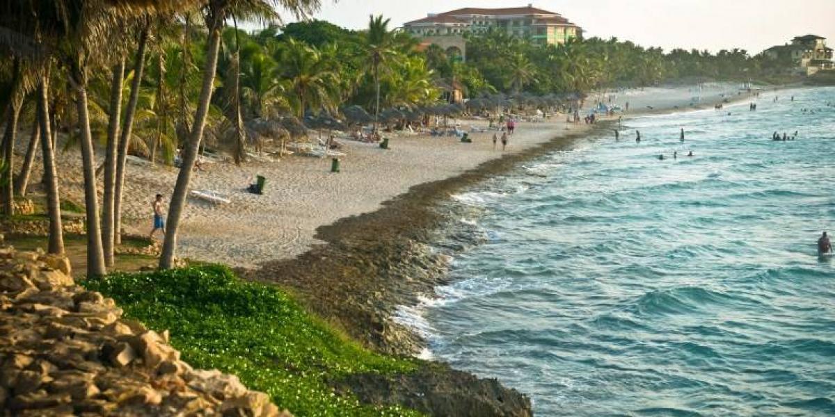 Playas de Varadero cierran temporada alta con más de medio millón de turistas
