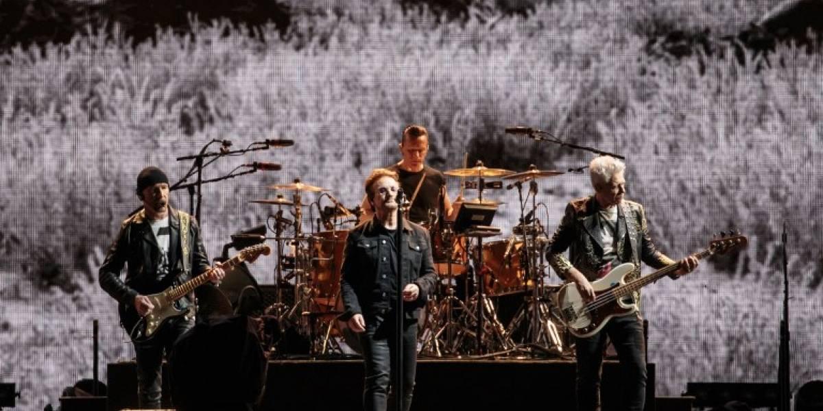 Problemas en la venta de entradas empañan concierto de U2 en Chile