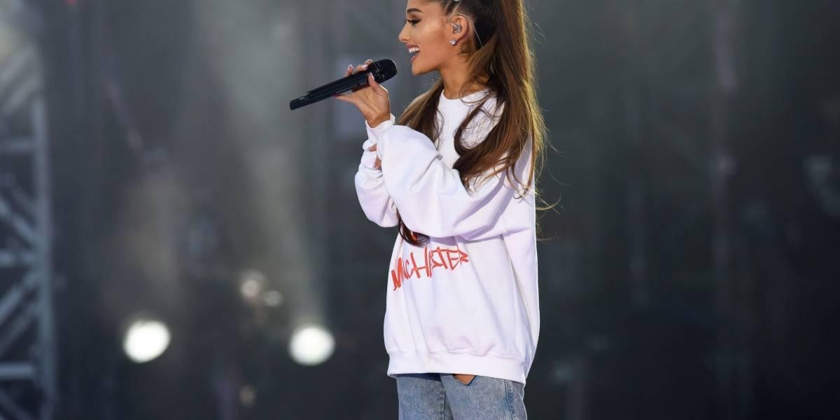 Ariana Grande recibirá esta condecoración por parte de la ciudad de Manchester