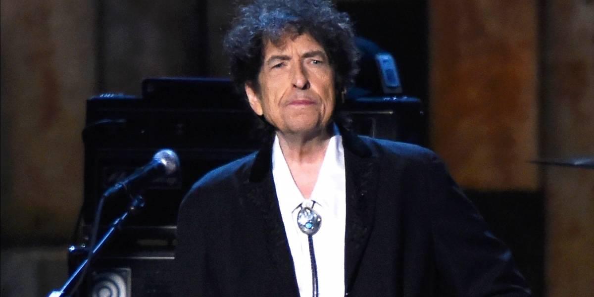 Acusan a Dylan de utilizar pasajes ajenos en su discurso del Nobel