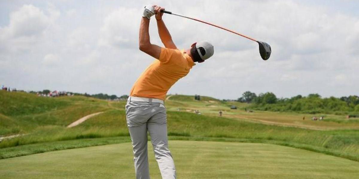 """Joaquín Niemann listo para su primer US Open: """"Hay que pegar tiros ricos toda la semana"""""""