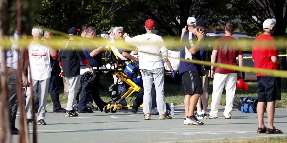 Trump confirma muerte del sospechoso de tiroteo en Virginia