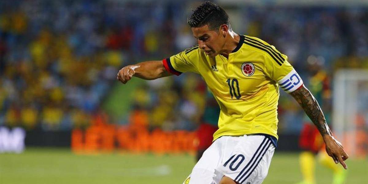 Quién es el chef al que le dedicó el gol James Rodríguez