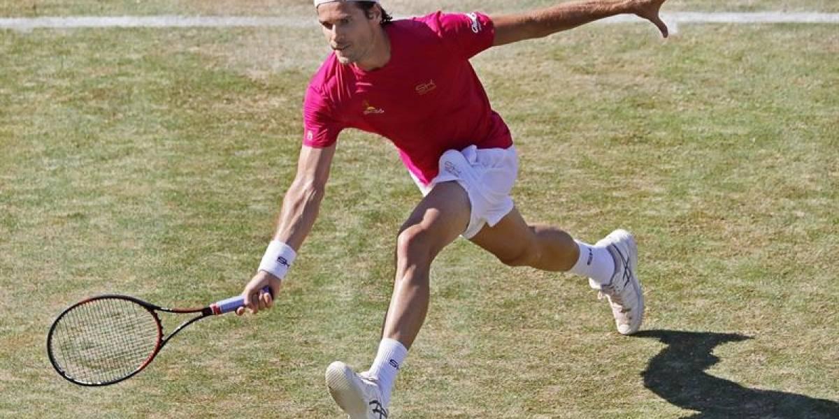 Tenis retro: Tommy Haas le propinó la segunda derrota del año a Roger Federer