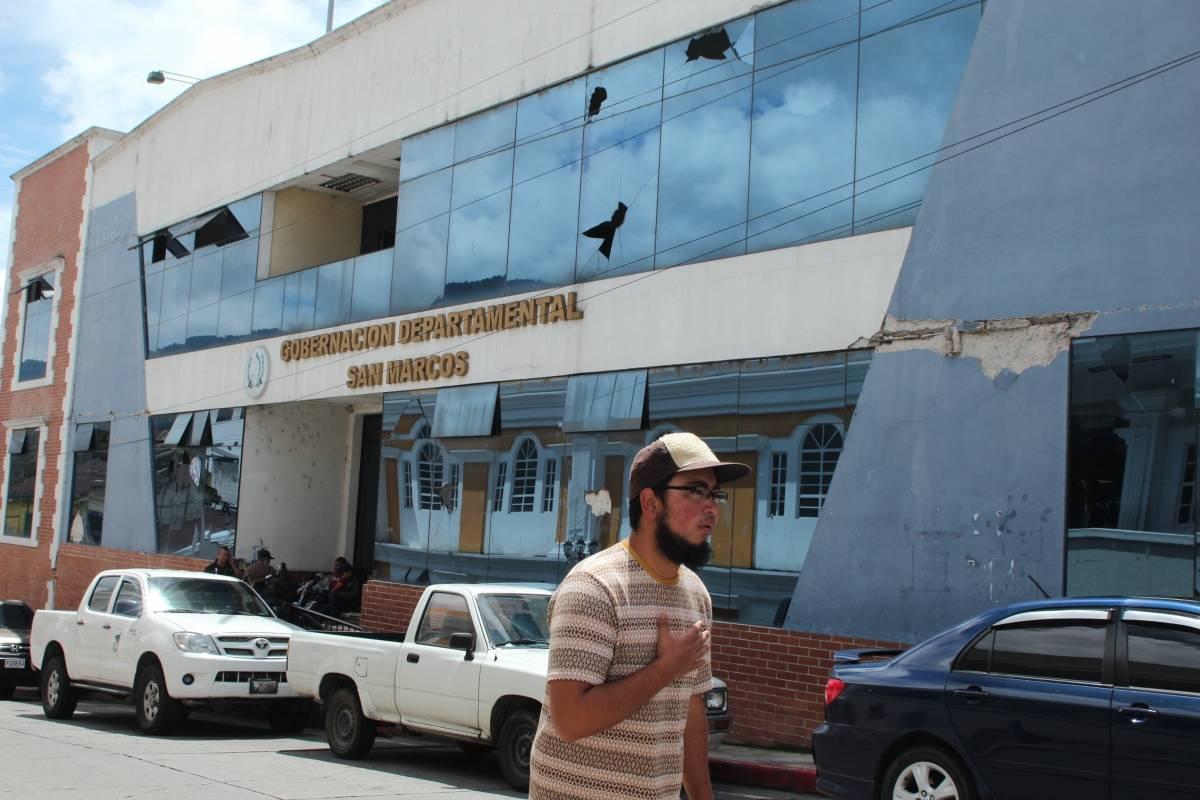 Antiguo Edificio de Gobernación / Aroldo Marroquín