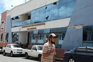 Antiguo Edificio de Gobernación