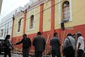 Antiguo edificio municipal San Pedro