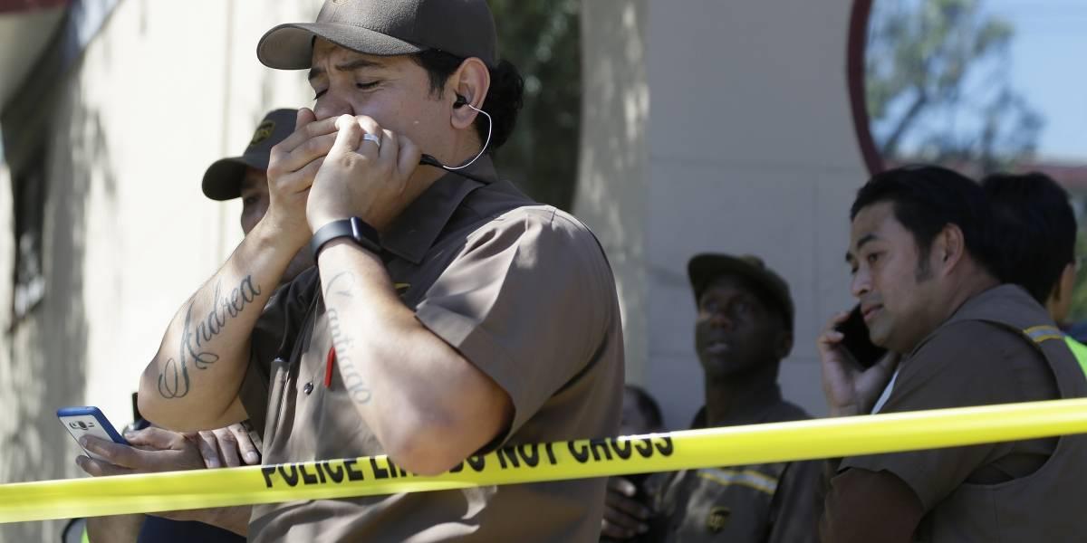 Tiroteo en almacén de UPS en San Francisco deja 4 muertos