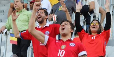 Ilusiona a Osorio competirle a Portugal