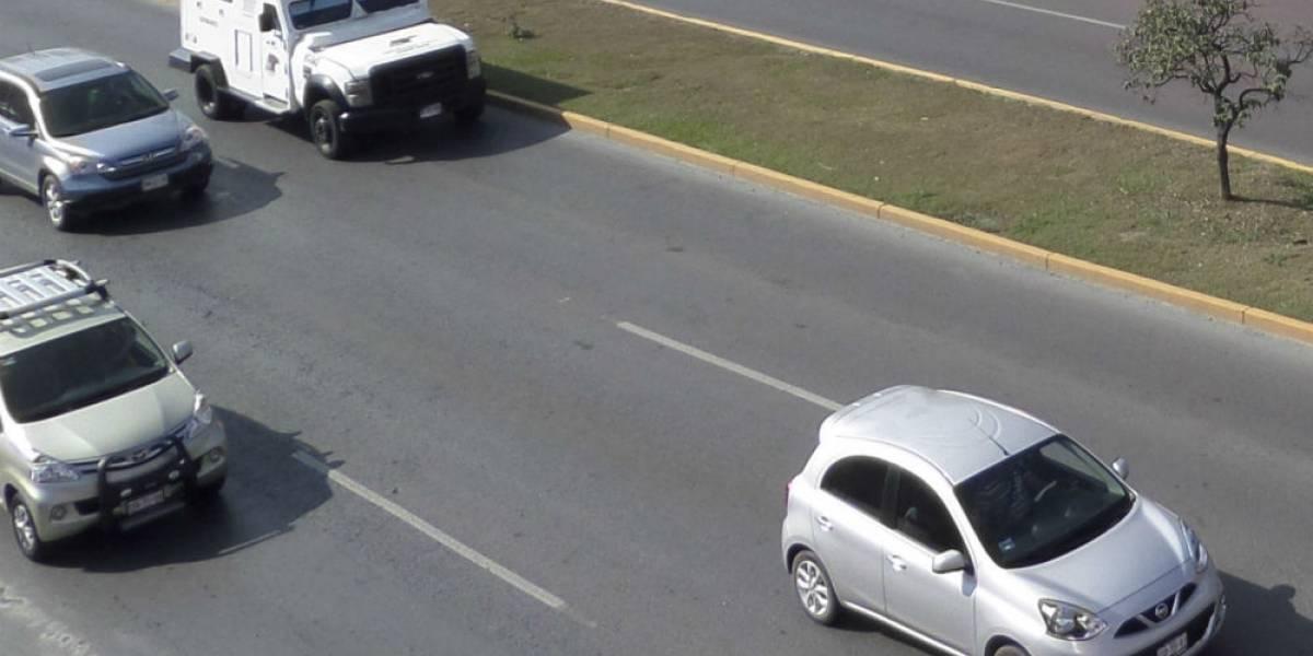 """Anuncian """"cacería"""" de autos foráneos en Nuevo León"""