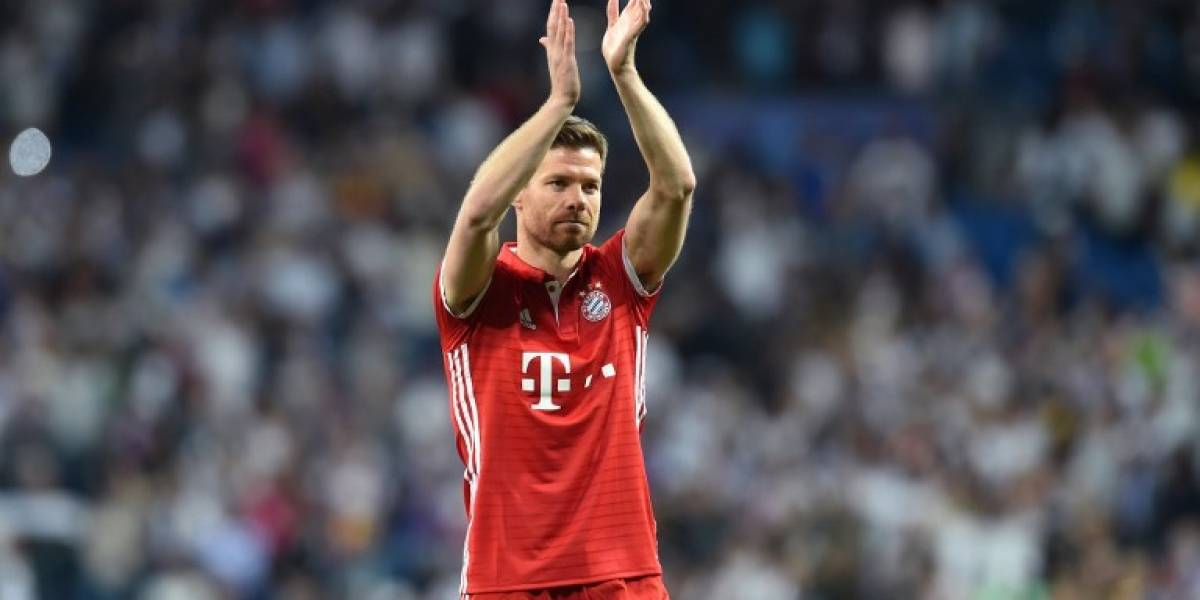 El Bayern Múnich ficha al sustituto de Xabi Alonso