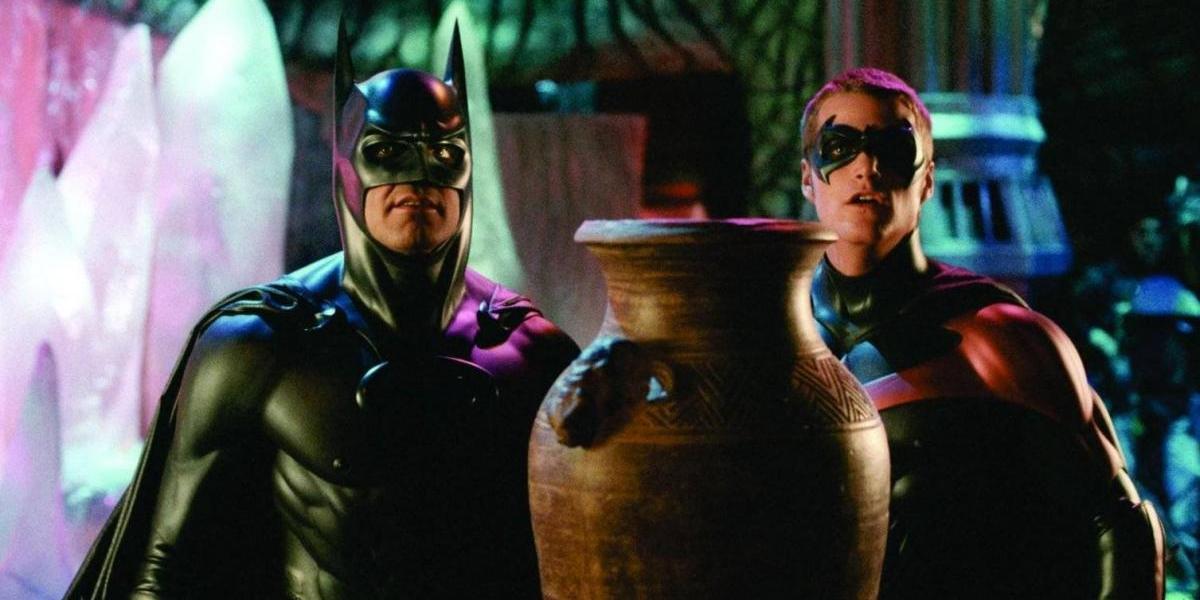 """La inédita confesión de Joel Schumacher por el fracaso de """"Batman & Robin"""""""