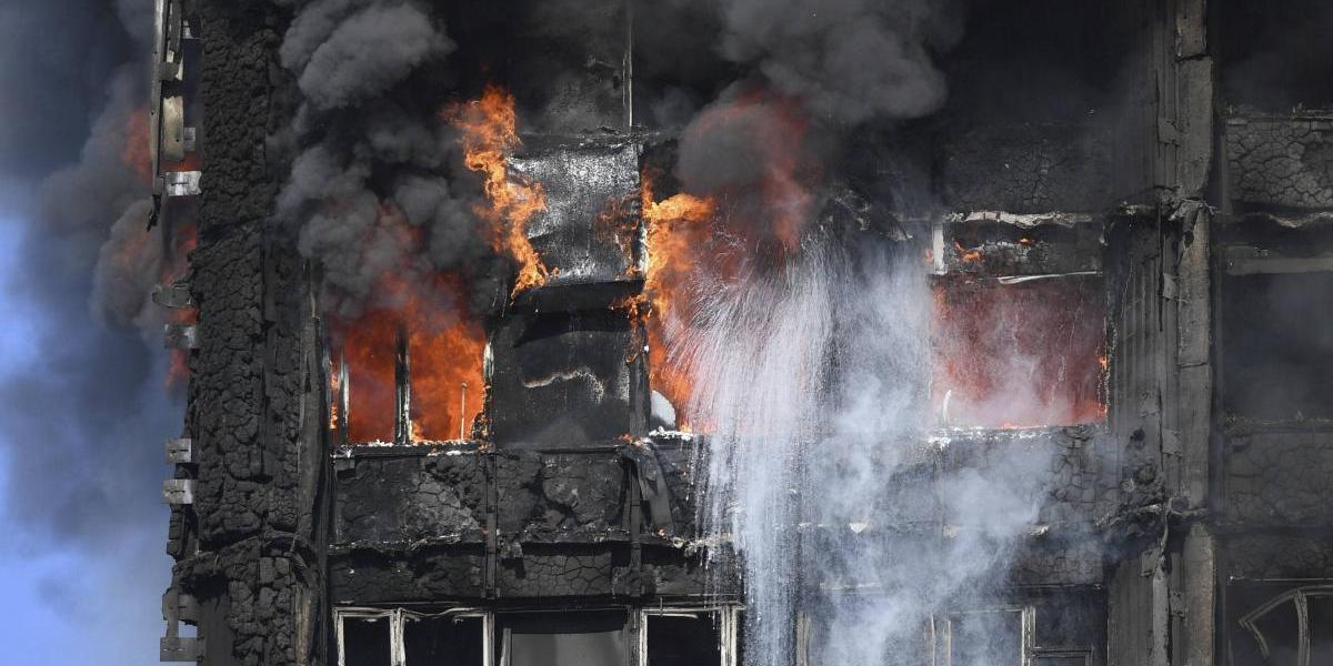 ¿Qué causó el incendio en Londres donde murieron al menos 12 personas? Esto investiga la policía
