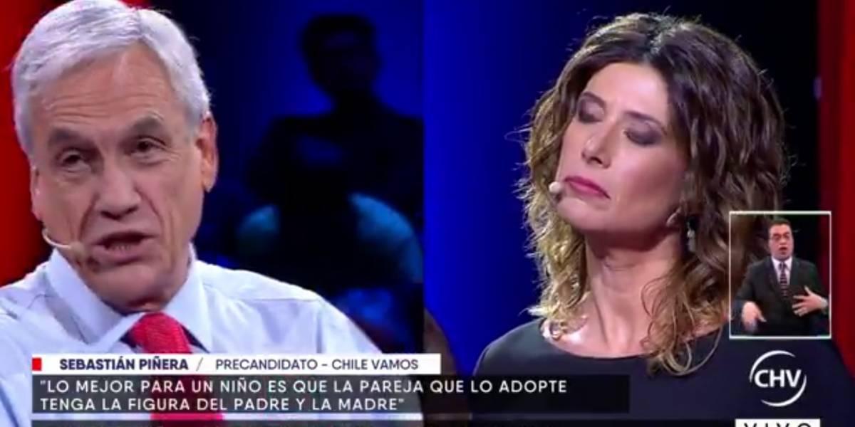 """Sebastián Piñera se lanza contra los """"guetos verticales"""""""