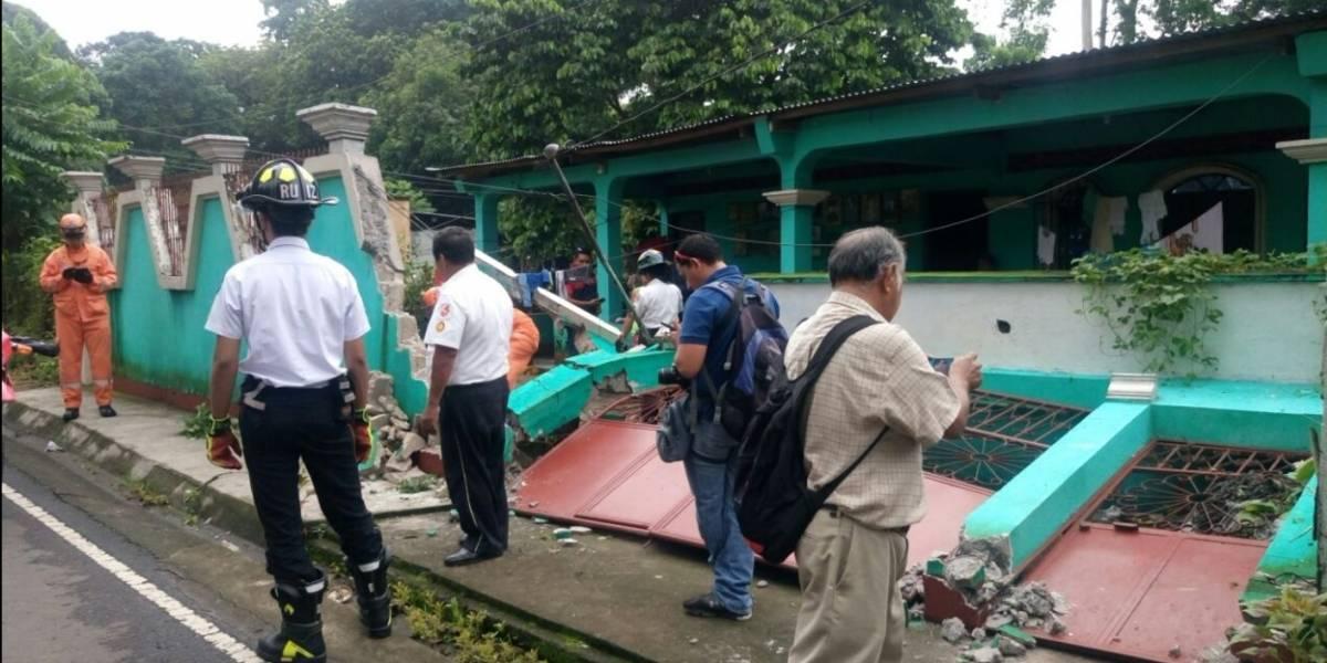 VIDEO. Cámaras captan el momento exacto del sismo que sacudió Guatemala