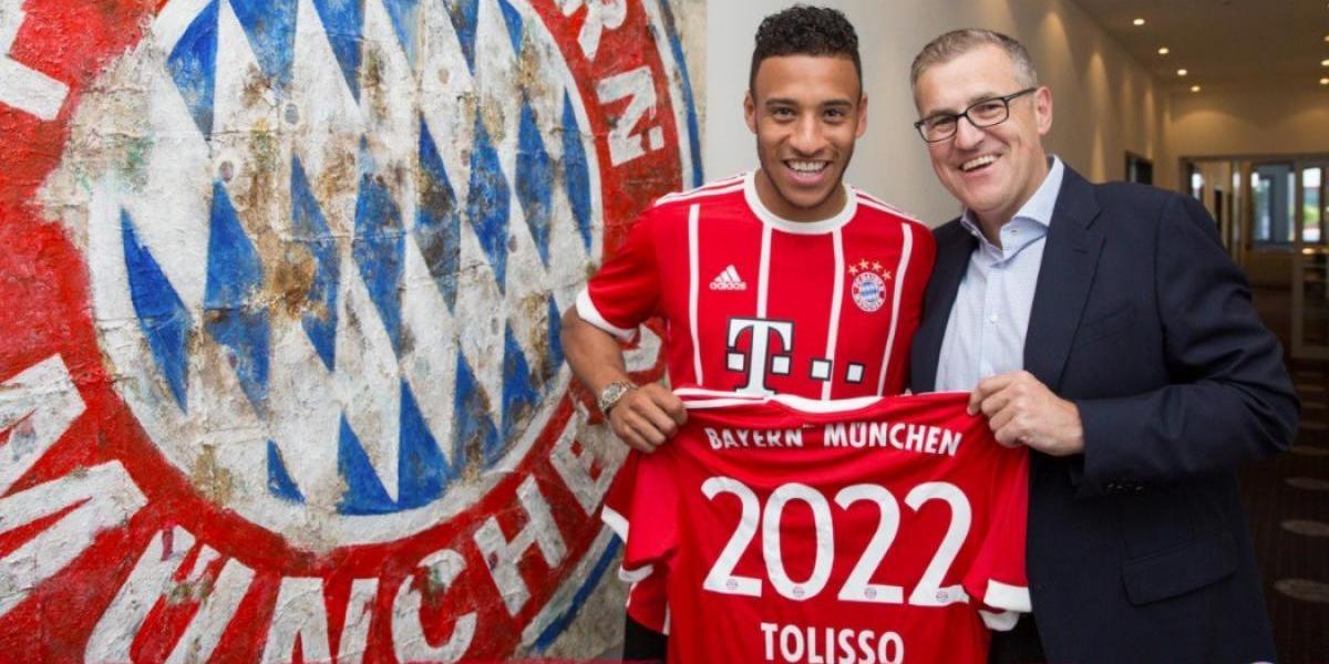 Competencia para Vidal: Bayern Munich ficha a promisorio mediocampista francés