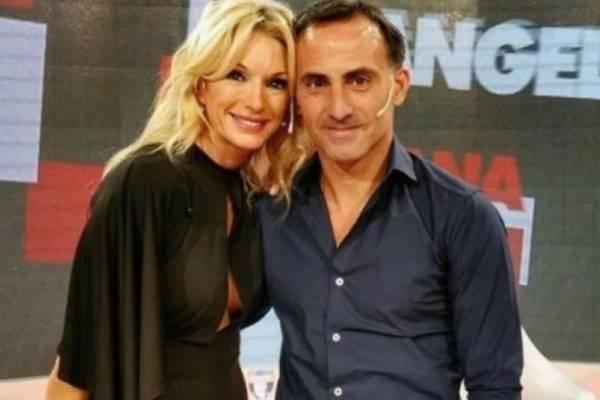 Diego y Yanina Latorre, cuando todo era felicidad.