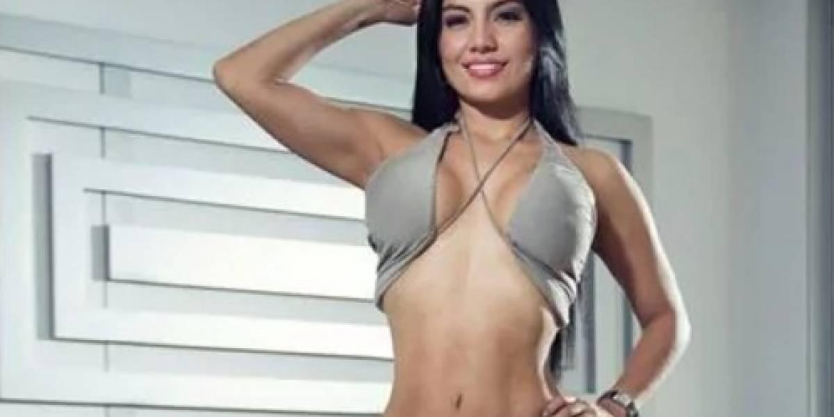 """De la TV a la cárcel: modelo colombiana usaba sus """"atributos físicos"""" para secuestrar hombres"""