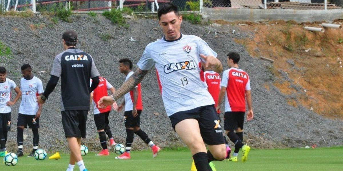 Jean Paul Pineda termina contrato en Brasil y buscará una nueva oportunidad en Chile