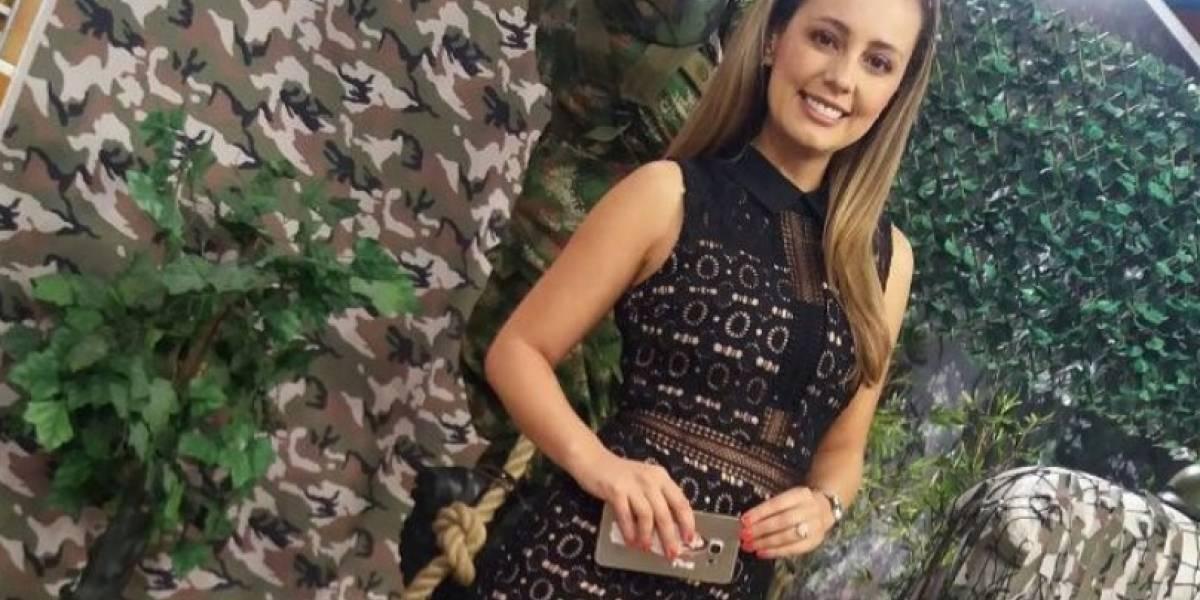 ¿Milena López está embarazada?