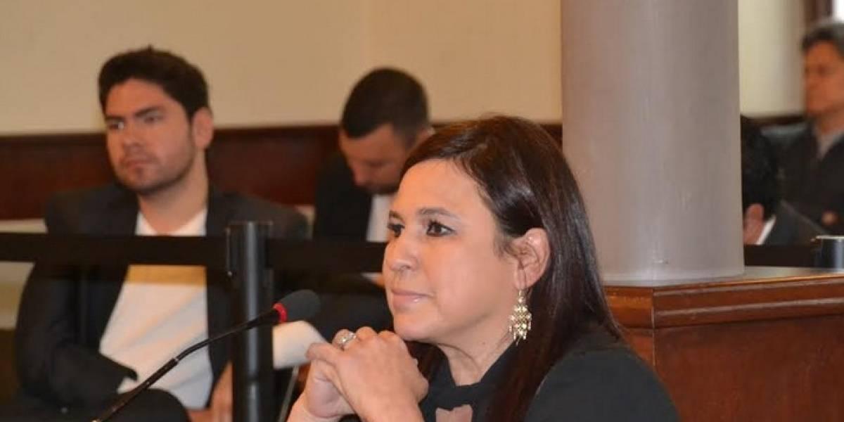Actual procuradora adjunta de Derechos Humanos encabeza puntaje, Rodenas se rezaga