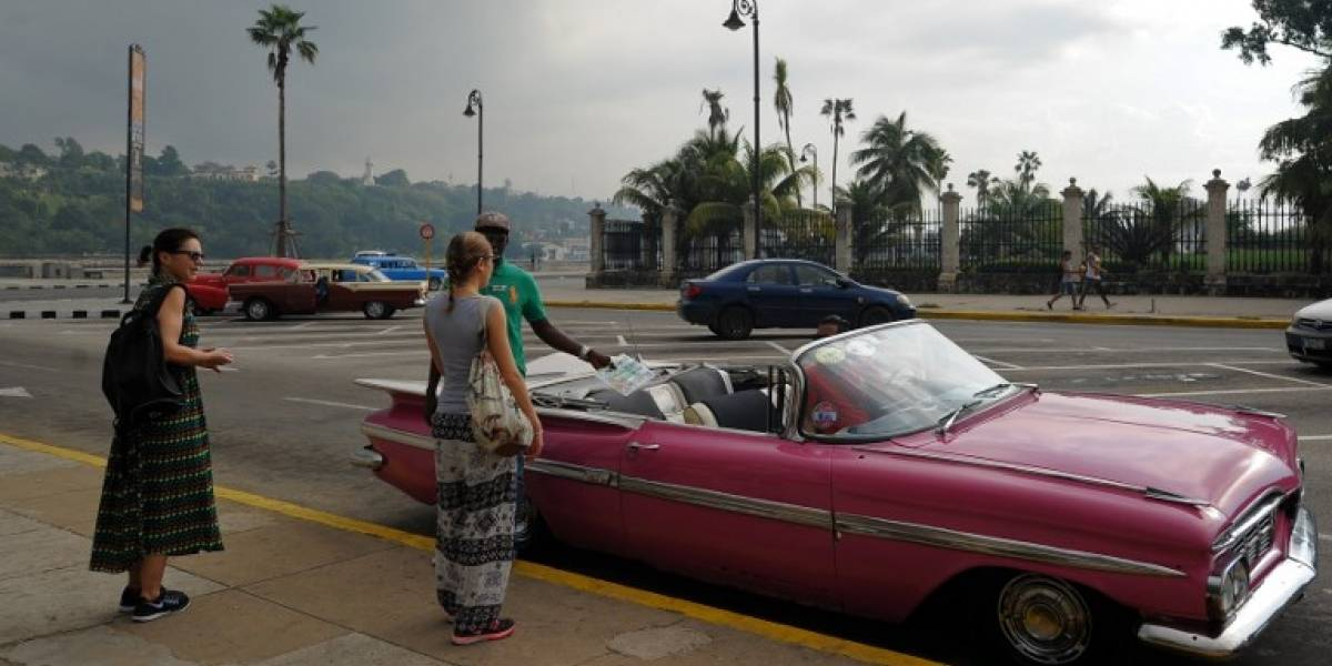 Se disparan visitas de estadounidense a Cuba en primeros cinco meses de 2017