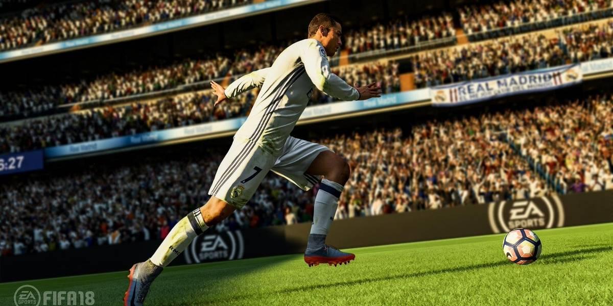 Así lucen los nuevos gráficos del FIFA 18