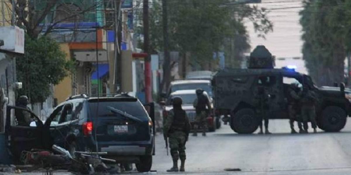 Enfrentamientos en Reynosa dejan cuatro muertos