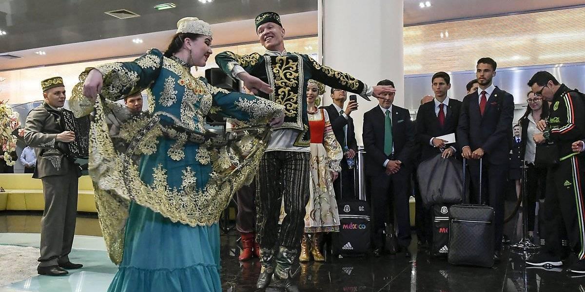 ¡Comienza el sueño de la Confederaciones! El Tri ya está en Rusia