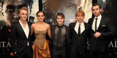 Tom Felton: ¿De Draco Malfoy a músico callejero?