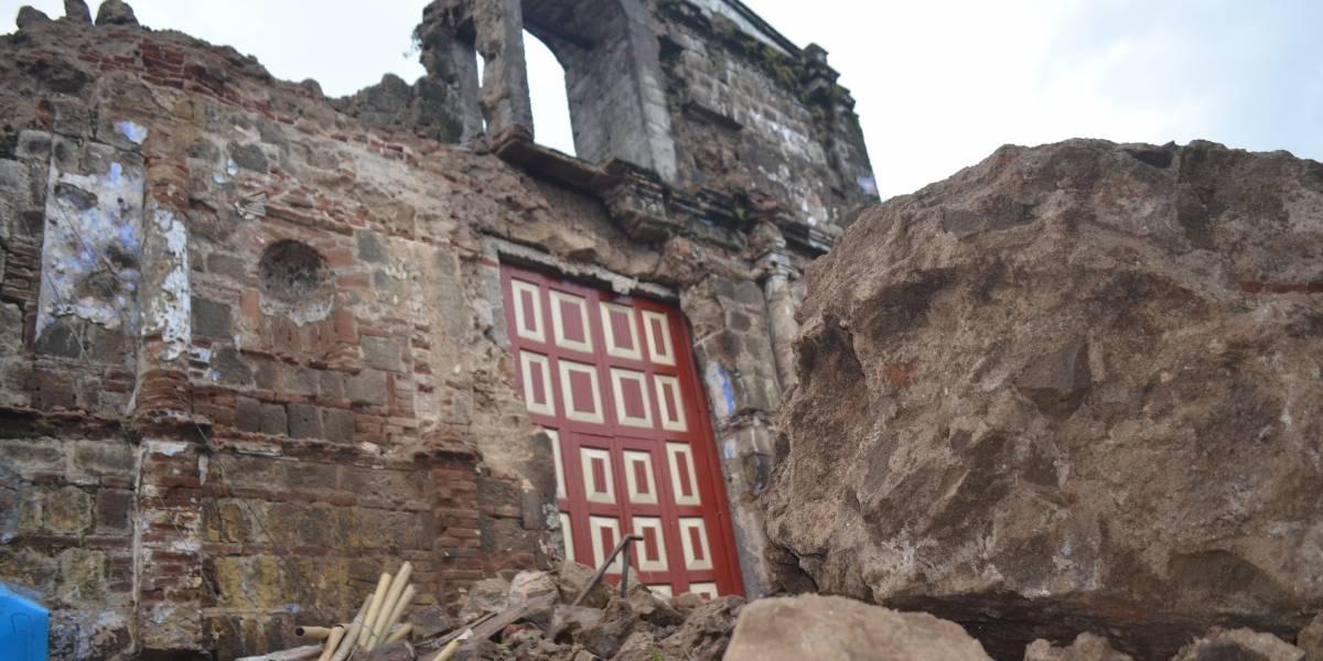 Edificios emblemáticos en varios departamentos sufren serios daños