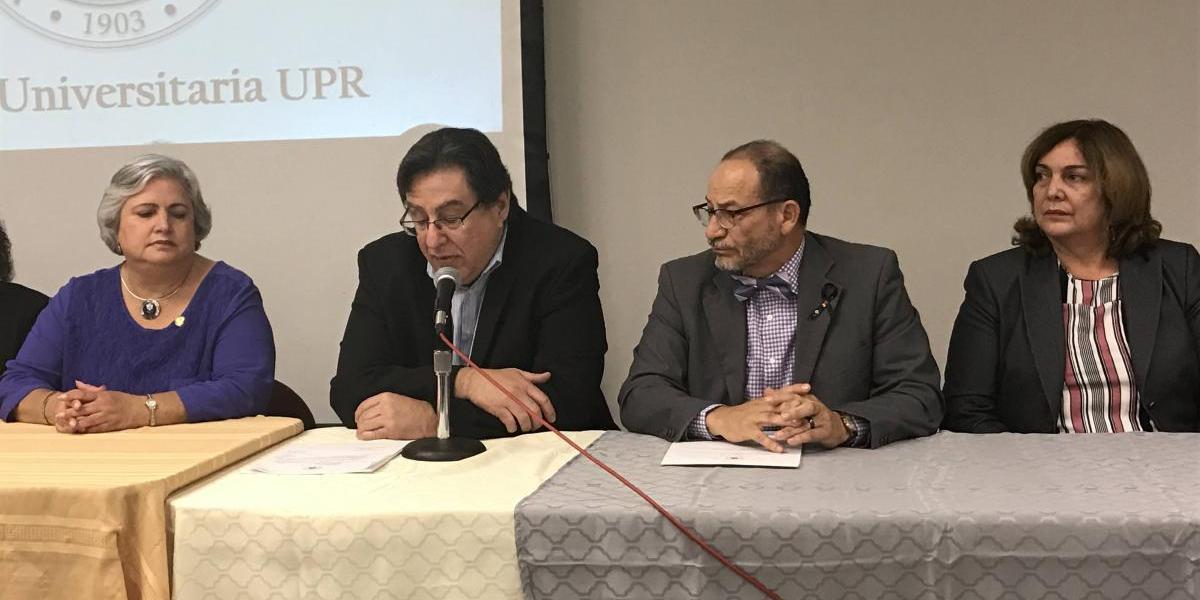 Rectores: pese a indiferencia del gobierno la UPR sigue operando