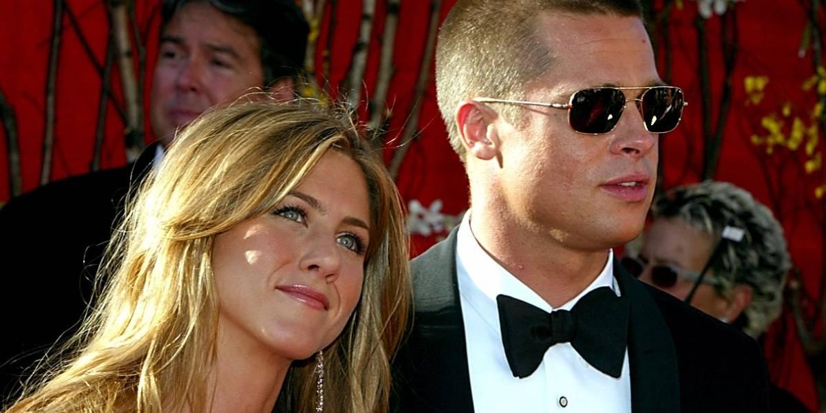 Brad Pitt e Jennifer Aniston estariam pensando em morar juntos