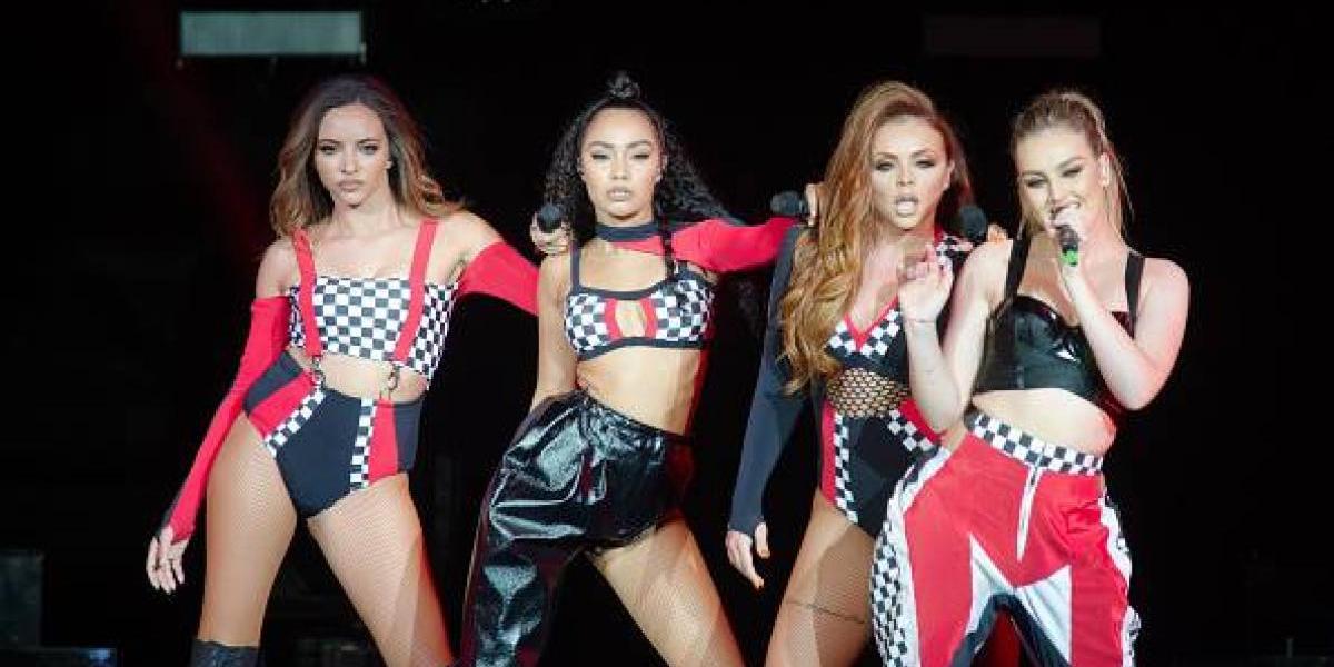 Little Mix responde a quienes las critican por usar sugestivos atuendos en sus presentaciones