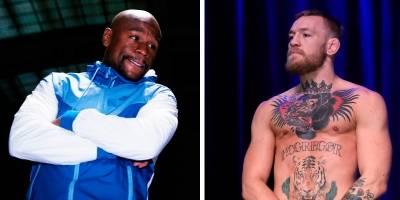 Pugilista Floyd Mayweather vai defrontar lutador Conor McGregor