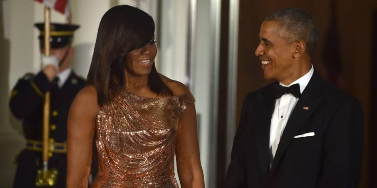 Michelle Obama revela un detalle de su esposo que nadie notó durante su gobierno